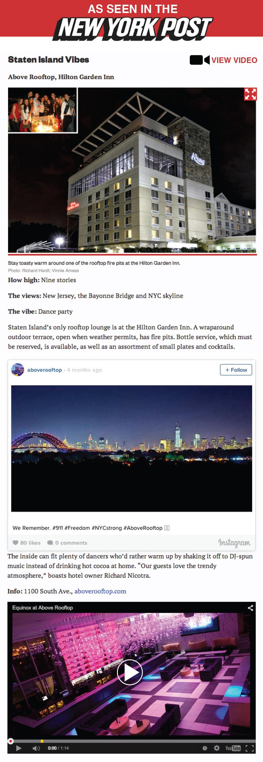 NY Post AR Article